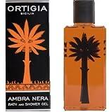 ORTIGIA Ambra Nera shower gel - bagnoschiuma 250ml