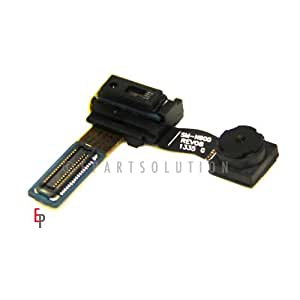 ePartSolution-Samsung Galaxy Note 3 N9000 N9005 N900A N900P N900T Proximity Light Sensor Flex Cable with Front Face Camera Replacement Part USA Seller