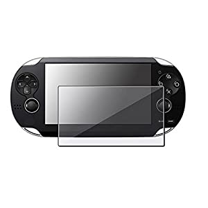 Screen Protectors for Play Station Vita, PS Vita Hand Held Console : 2 Pack