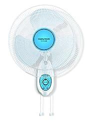 Morphy Richards Vento 55-Watt Wall Fan (White)