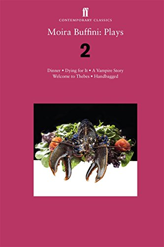 Pdf Moira Buffini Plays 2 Dinner Dying For It A Vampire Story