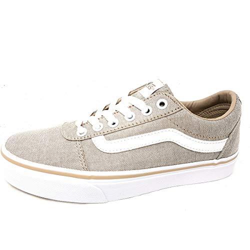 Vans Damen Ward Canvas Sneaker Beige ((Summer Taupe Vvt), 39 EU