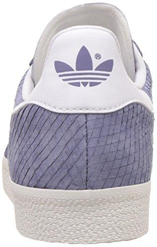 adidas Damen Gazelle W Laufschuhe Violett (Sup Purple / Sup Purple / O White)