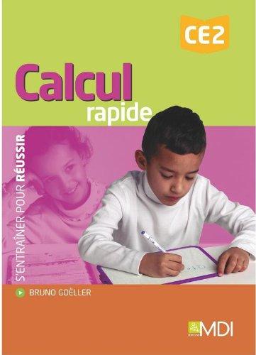 S'entraîner pour réussir - Calcul rapide CE2