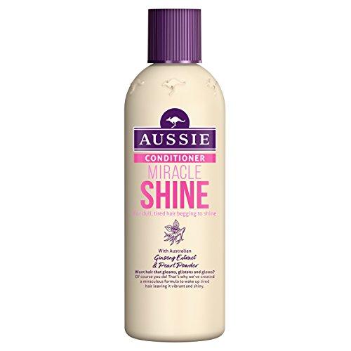 Aussie Miracle Shine Conditioner 250ml
