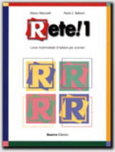 Rete! 1. Corso multimediale d'italiano per stranieri