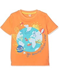 Tuc Tuc Camiseta Punto Sencilla Niño World Map a64c084885a