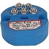 cnbtr plástico PT100termopar 24VDC 0–5V de salida Sensor de temperatura transmisor 0–50C entrada