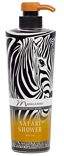 Mariella Rossi Afrique - Safari Shower 600 ml