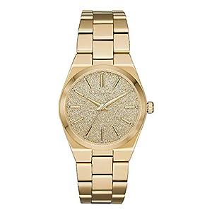 Michael Kors Damen-Uhren Analog Quarz Edelstahl 32001209