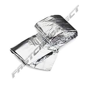 41LtvAHQfmL. SS300  - 2 Piece Emergency Blanket Set