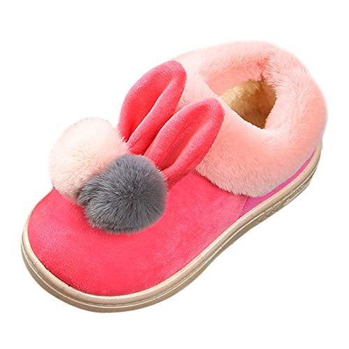 Sannysis Cartoon Tier Winter Warme Stiefel Schneeschuhe Hausschuhe Schuhe Turnschuhe Kinder Junge Mädchen Baby Ente Baumwolle Casual Winter Stiefel -