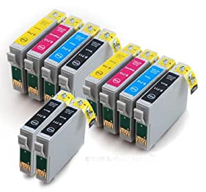 Epson Stylus DX8450 x10 Compatible Printer Ink Cartridges