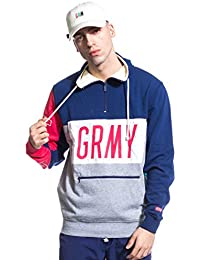 SUDADERA GRIMEY ROCK CREEK PARK CREWNECK SS17 NAVY