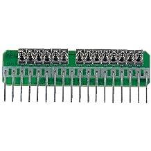 Siemens 6es7274–1x h00–0X A0S7–200sim274simulador con 14terminales para Siemens S7–200PLC 224/224x P.