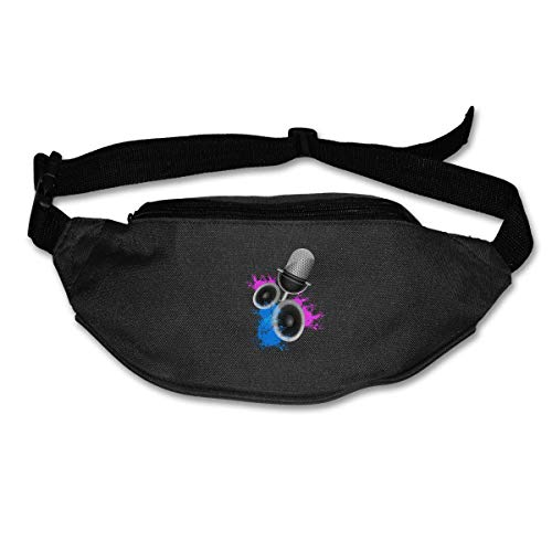 Waist Bag Fanny Pack Sound Pouch Running Belt Travel Pocket Outdoor Sports