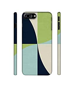 NattyCase Pattern Art Design 3D Printed Hard Back Case Cover for Apple iPhone 7 Plus