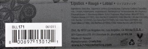 Nyx Cosmetics Black Label Lipstick