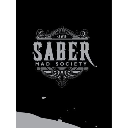 Saber : Mad Society, édition en langue anglaise