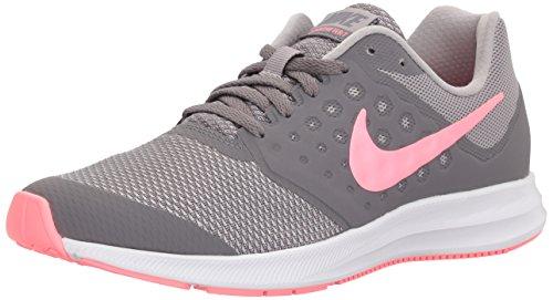 NIKE Girls' Downshifter 7 (GS) Running Shoe