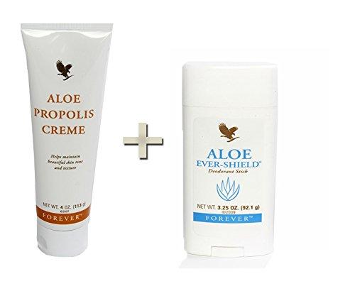 Aloe Vera Propolis Creme + Aloe Vera Ever Shield