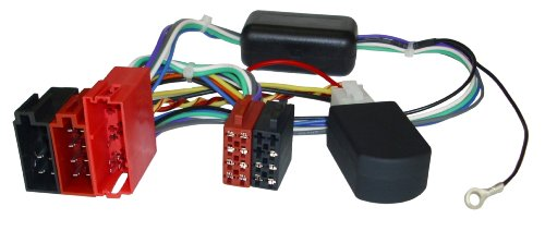 Watermark Vertriebs GmbH & Co. KG Autoradio Adapterkabel AUDI A2 A3 A4 A6 A8 TT mit CANBUS Interface Matrix 15 (Zündungsplus) Simulator #48020#