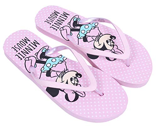 Rosa Flip-Flops Minnie Maus Disney 36-37 / UK 3-4