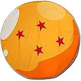 Great Eastern Entertainment Dragon Ball Z 4 Star Dragon Ball - Toalla de baño Redonda (