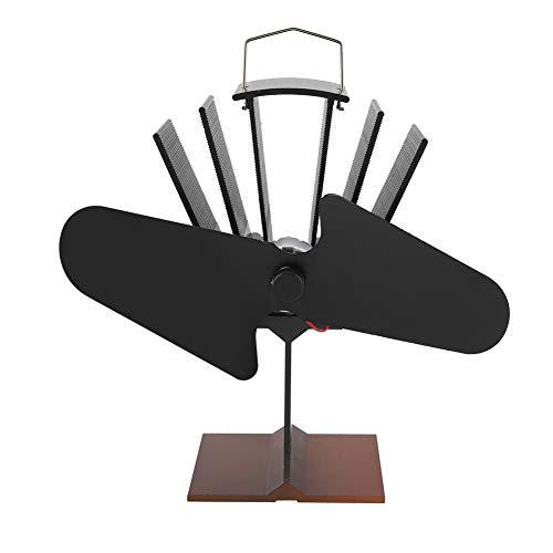 Fdit 3 Tipi di Termocamini per Caminetti Ventilconvettori per stufe termoelettrici a Legna in Acciaio Ecologico(#1)