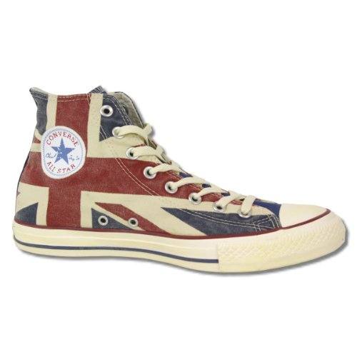 Converse , Baskets pour homme Multicolore - Blue Red