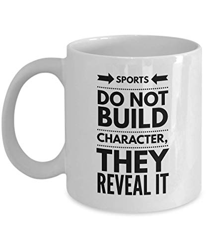 SHALLY Coach Coffee Mug - Funny Trainer 11 Oz Novelty Tea Cup Gifts Ideas for Husband Brother Boyfriend Girlfriend Best Friend Coworker Colleague - Birthday - Tea Maker Iced Beste