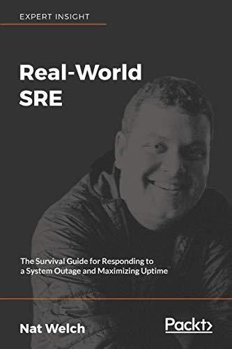 Real-World SRE por Nat Welch
