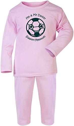 hat-trick-designs-plymouth-argyle-football-baby-pyjamas-set-pjs-nightwear-sleepwear-0-3m-pink-me-my-