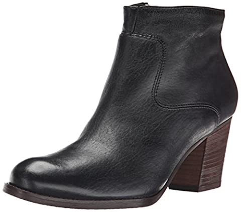 Paul Green Dexter Boo Women US 9.5 Black Ankle Boot