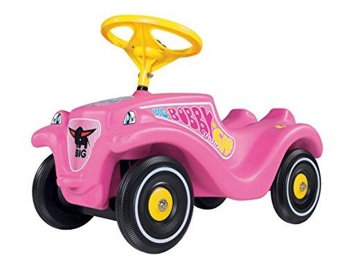 BIG 800056029 - Bobby-Car-Classic Girlie, rosa