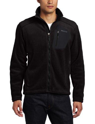 marmot-pile-uomo-zipp-in-giacca-warmlight-nero-black-m