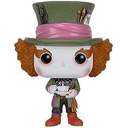 Funko - POP! Vinilo Colección Disney - Figura Sombrerero loco (6709)
