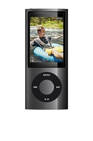 Apple iPod Nano MP3-Player mit Kamera schwarz 8 GB