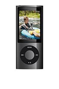 Apple iPod Nano MP3-Player mit Kamera schwarz 8 GB
