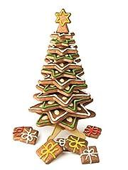 Idea Regalo - Tescoma Delícia Set stampini per biscotti a forma di alberi di Natale