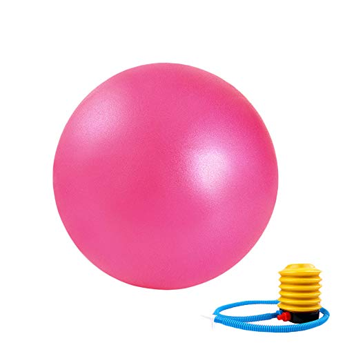 ZZKJNIU Pilates Ball Yoga Ball Fitness Principiante