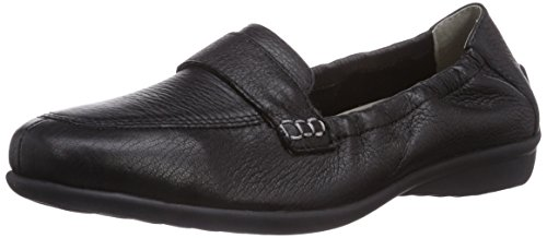 Caprice 24656, Damen Slipper, Schwarz (BLACK/001), 37 EU (4 Damen UK)