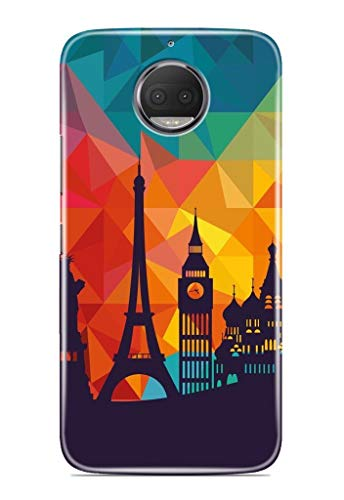 Knotyy Moto G5S Plus Cover, Moto G5S Plus Back Cover/Moto G5S Plus Designer Printed Back Case