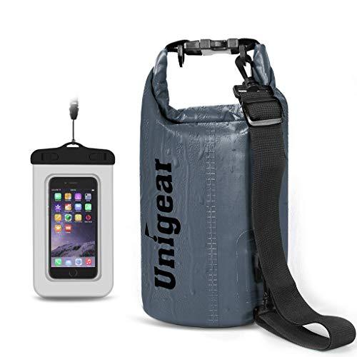 Unigear Dry Bag, 2L/5L/10L/20L/30L/40L, wasserdicht Taschen mit