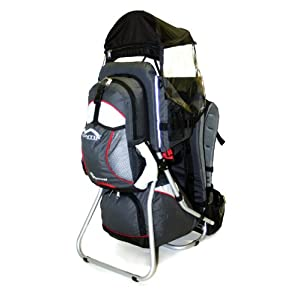 41LuGh2fwFL. SS300  - Montis HOOVER, Child Hiking Backpack Carrier, suitable for babies & toddlers with a stable seat, low weight suitable…