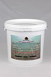 DIATOMACEOUS EARTH 6kg Bucket Feed Grade DE - FREE DELIVERY Red Mite & Worming Powder Multi-Mite®