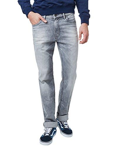 Pioneer Rando, Straight (Gamba Dritta) Uomo Grey (Grey Used 324)