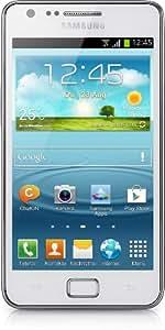Samsung Galaxy S II plus Smartphone Bluetooth Wi-Fi Android 8 Go Blanc