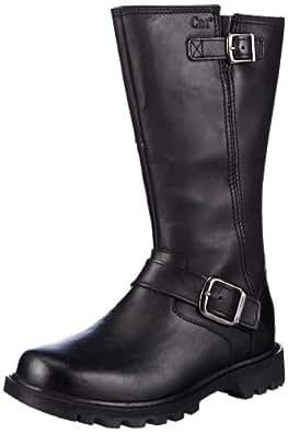 "Caterpillar EVERYDAY 11"" BIKER P306527, Damen Biker Boots, Schwarz (WOMENS BLACK), EU 36 (UK 3) (US 5)"