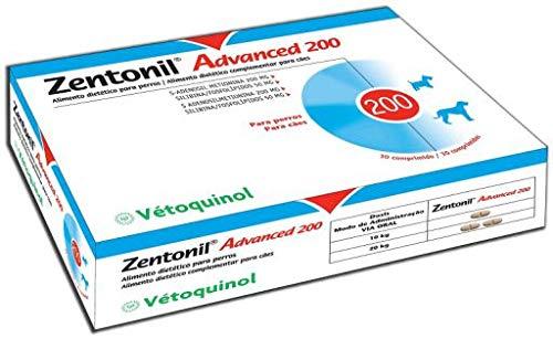 VETOQUINOL Zentonil Advanced 200 (2 x 30 compresse)